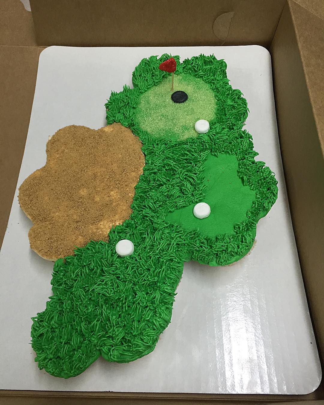 GolfCourseCake