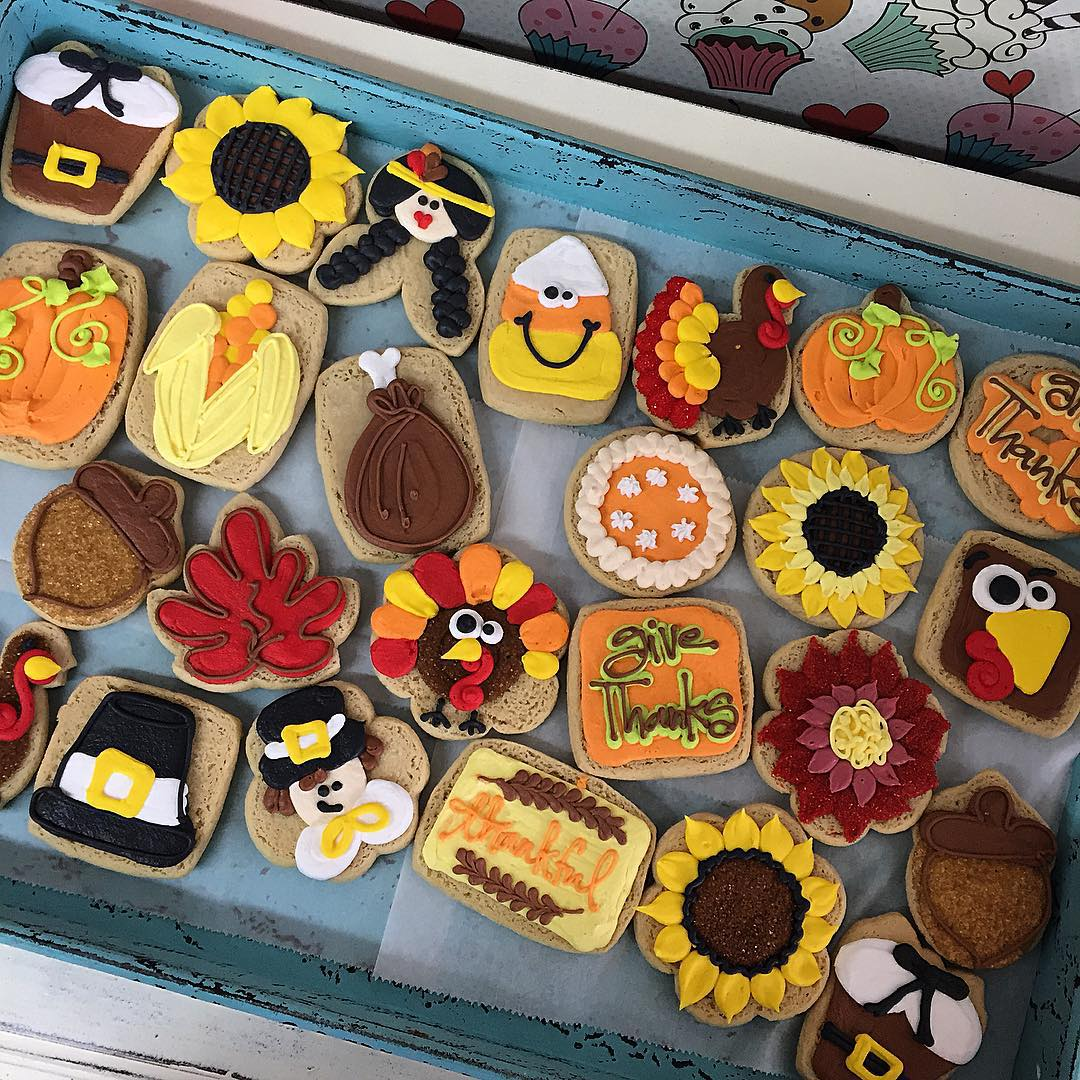 ThanksgivingCookies