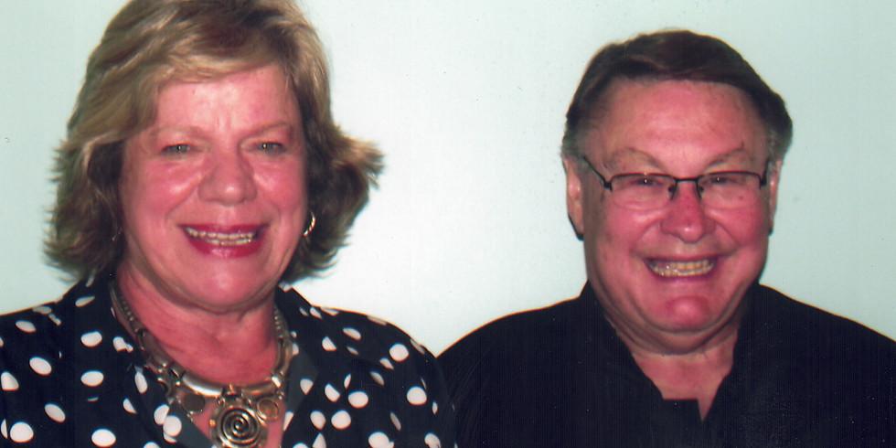 Rev. Jean-Paul & Josette Engler