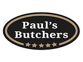 Paul's Butchers Derry Logo