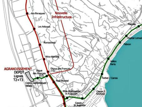 Une troisième ligne de tramway à l'horizon 2020.