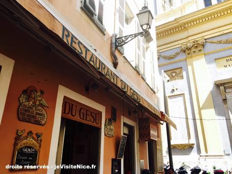 Notre avis sur... Le restaurant du Gèsu