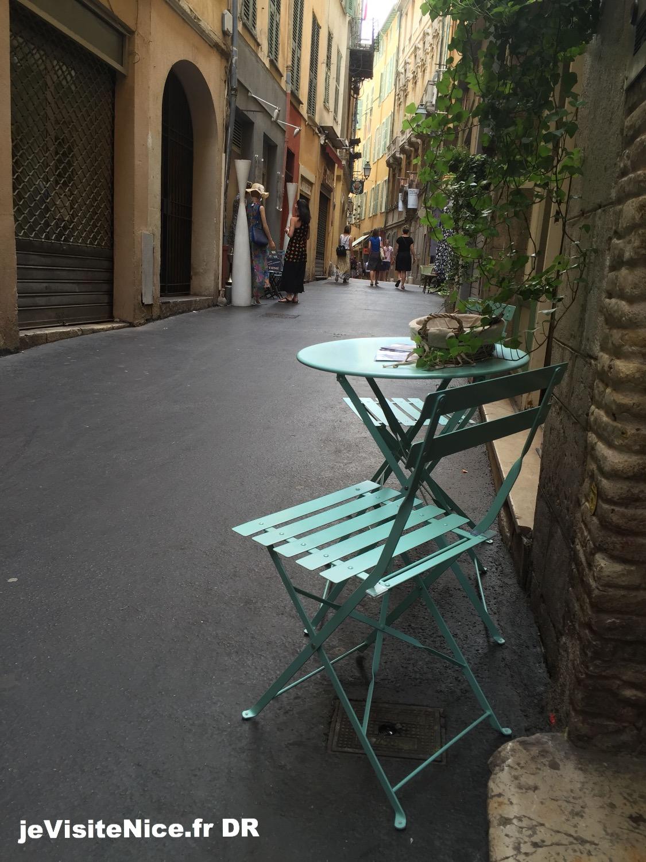 Paisible Vieux-Nice
