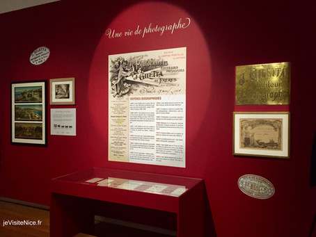 Voyage au coeur de l'expo Gilletta au musée Masséna de Nice.