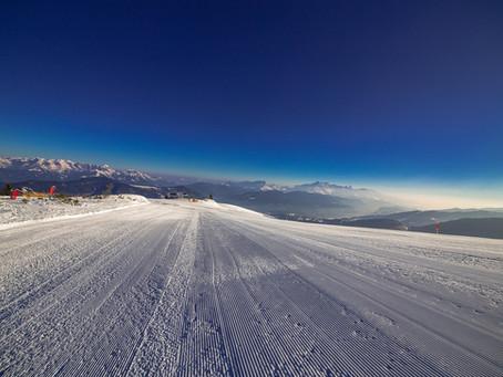 à 1h de Nice, la saison de ski 2017-2018 est lancée !