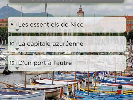 L'appli qui fait de votre jogging à Nice un moment de découverte.