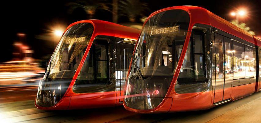 tramway Nice ligne 2