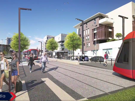 La ligne 3 du tram de Nice est lancée !