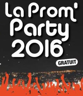 ::: ANNULE ::: Prom Party 2016