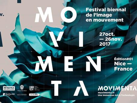 Movimenta ou quand l'image en mouvement s'empare de la ville.