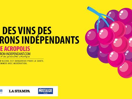 Jeu concours : Gagnez une invitation pour 2 au salon des vignerons de Nice