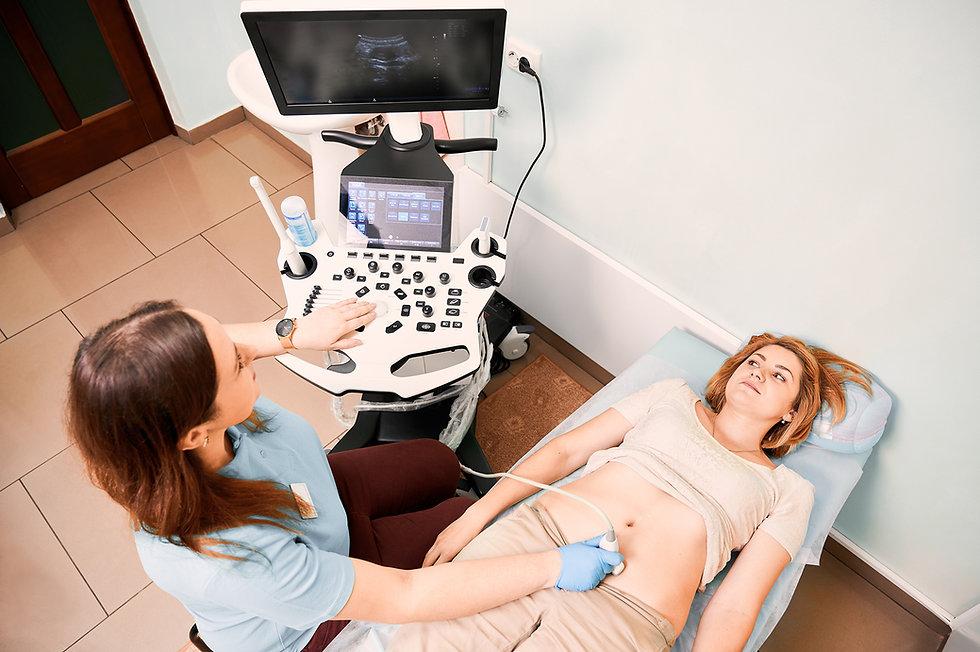 Pelvic Ultrasounds