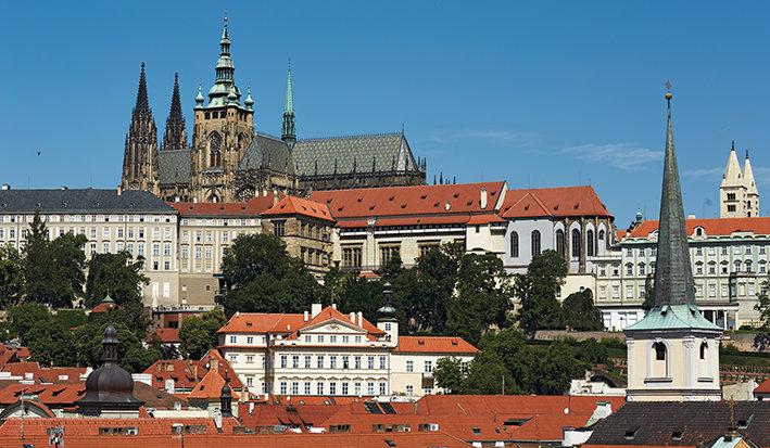 Embassy in Prague, Czech Republic