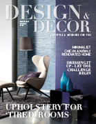 Issue 85 Design & Decor Winter 2015