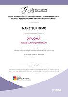Diploma Graduate Certificate