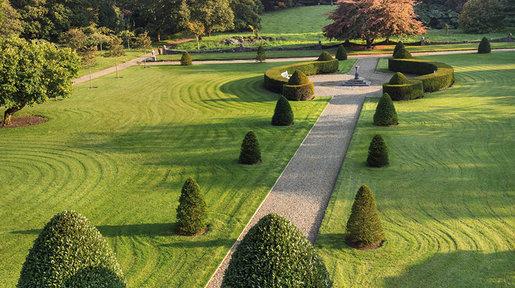 Glin Castle… the grounds