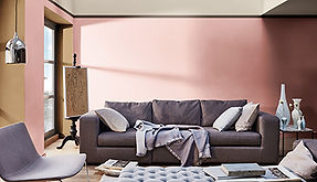 Let the light in with Dulux's Spiced Honey