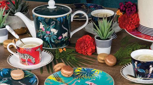 Sara Miller 'Tahiti' collection