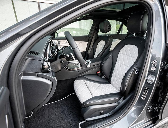 Mercedes-Benz C-Class Coupé