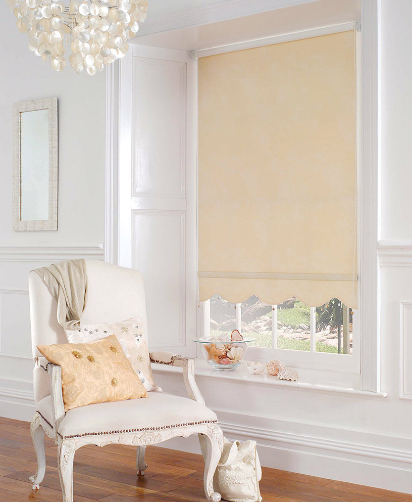 Manipulate the sun's intensity through the use of curtains, shades and blinds.