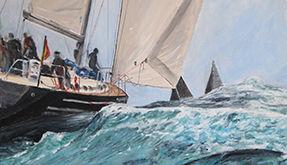 Love of the sea – Henry Borg Barthet