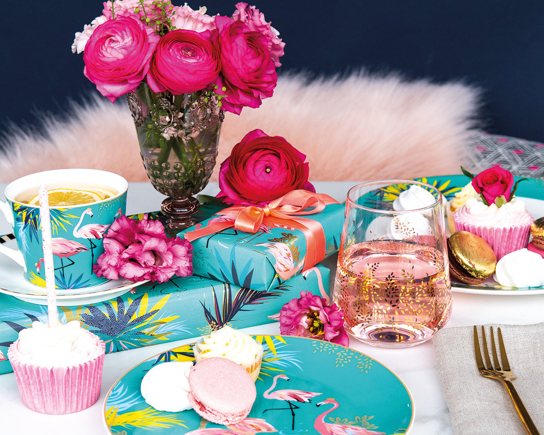 Sara Miller 'Flamingo' collection