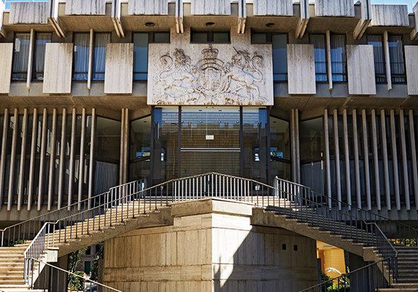 Embassy in Rome, Italy