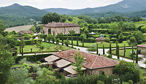 Retreat to the Tuscan hills