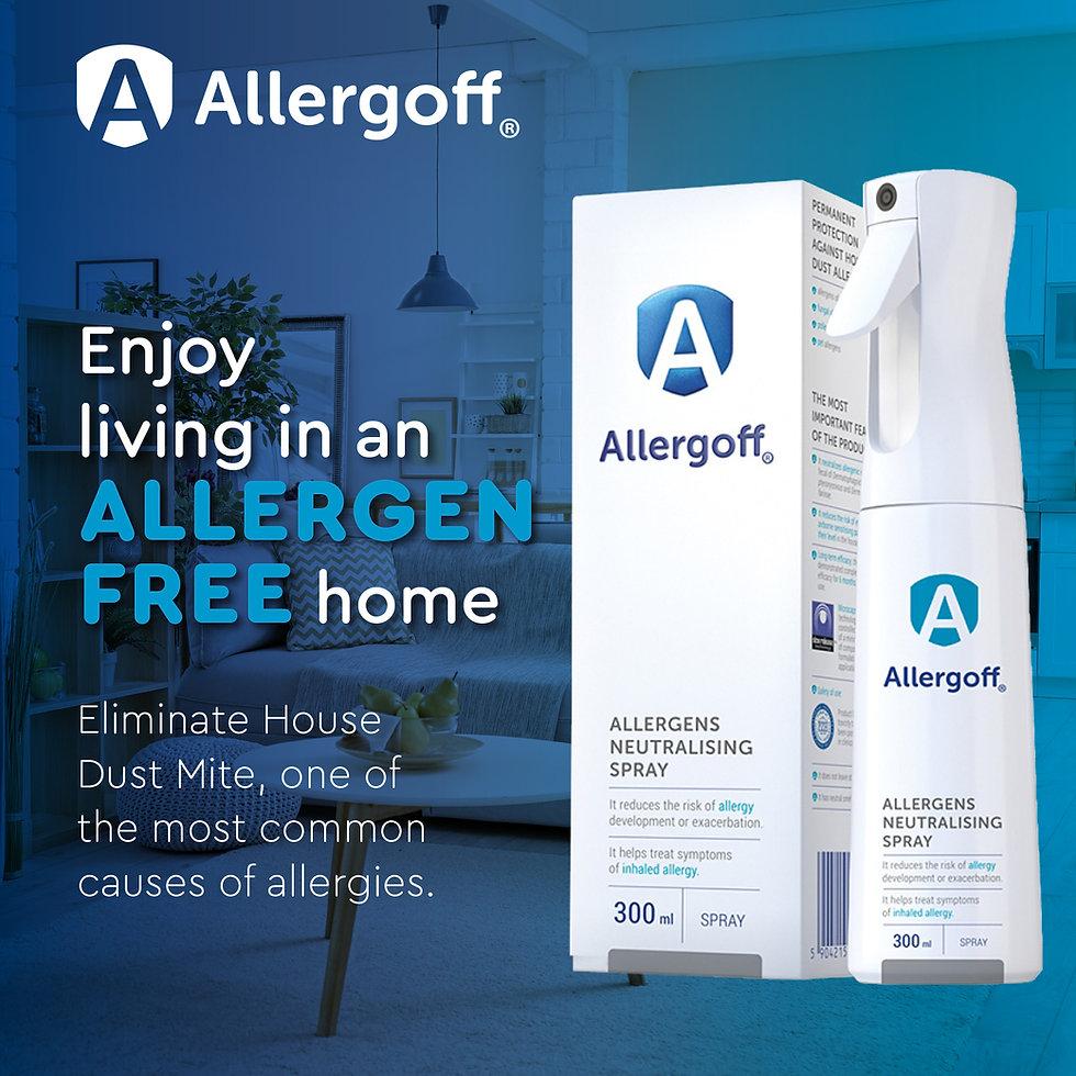 Allergoff – Allergen Free Home