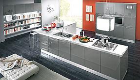Define your own modern kitchen