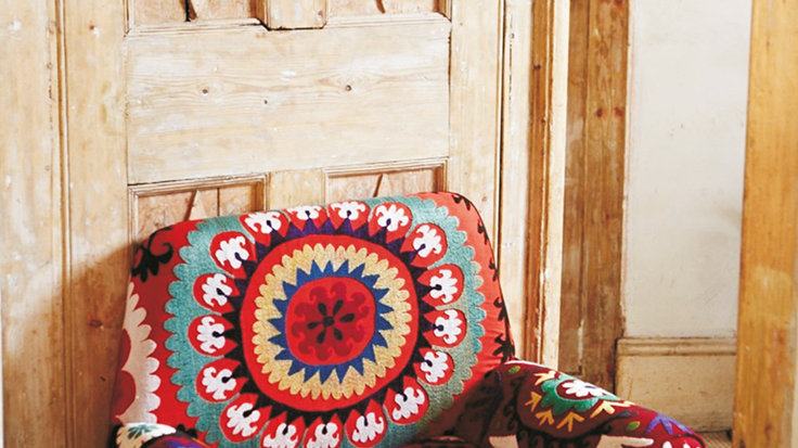 Colourful upholstery fabrics create fresh designs that make these pieces look amazing.