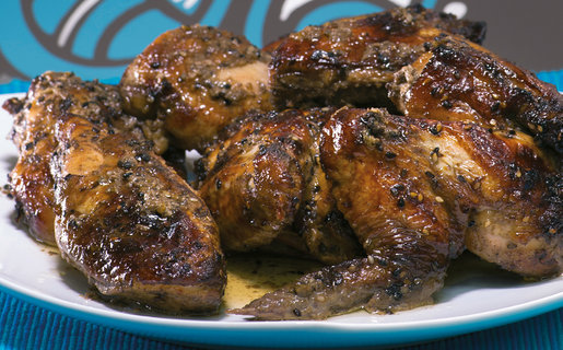 Sweet and sticky chicken