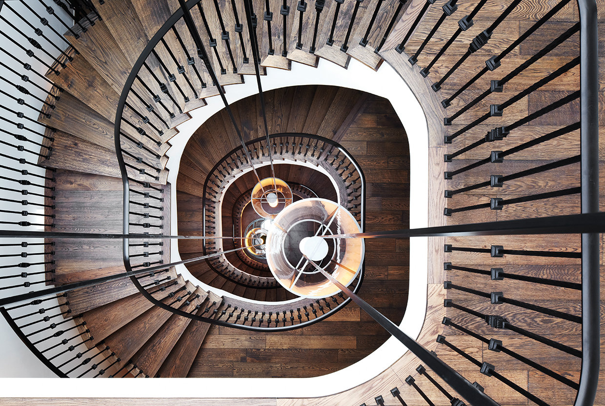 Up and Down: Intro, Sculptural