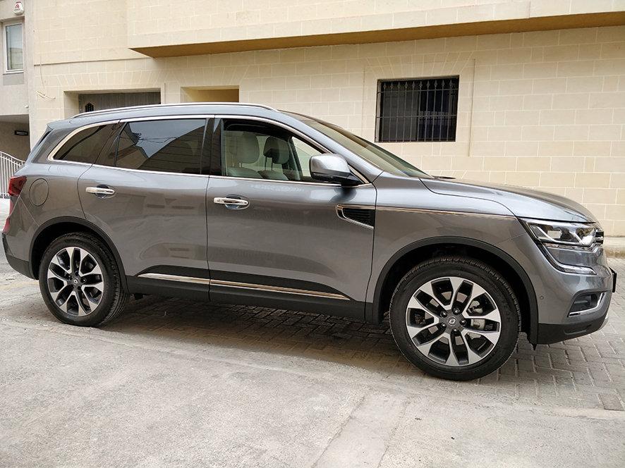 Renault Koleos Signature Nav Dci 2.0 4wd Auto X-Tronic