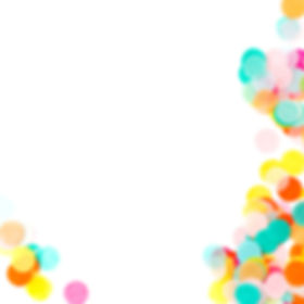 Background of colorful paper confetti, h