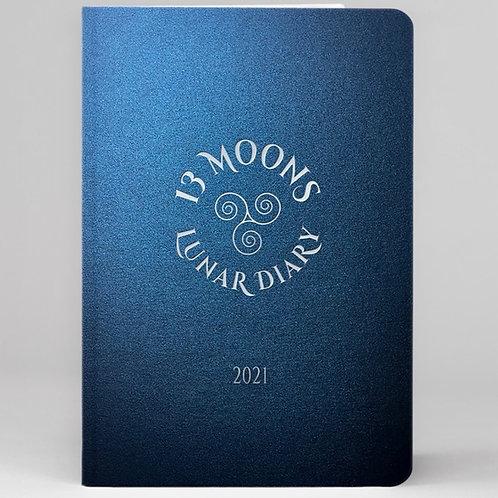 2021 13 Moons Lunar Diary