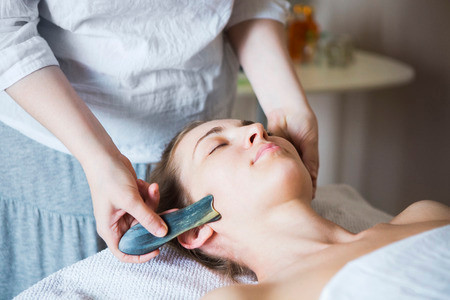 """Facial Gua Sha Named """"2018's Secret to Better Skin"""" by Vogue Magazine"""