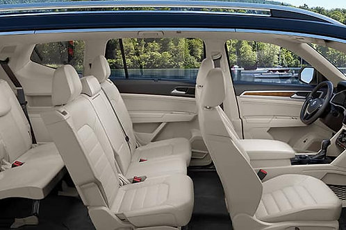 Interior only SUV