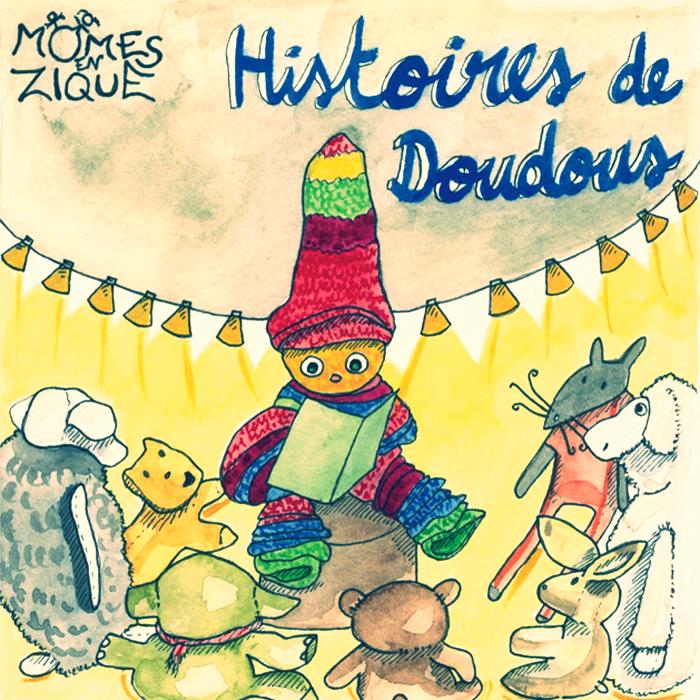 CD HISTOIRES DE DOUDOUS