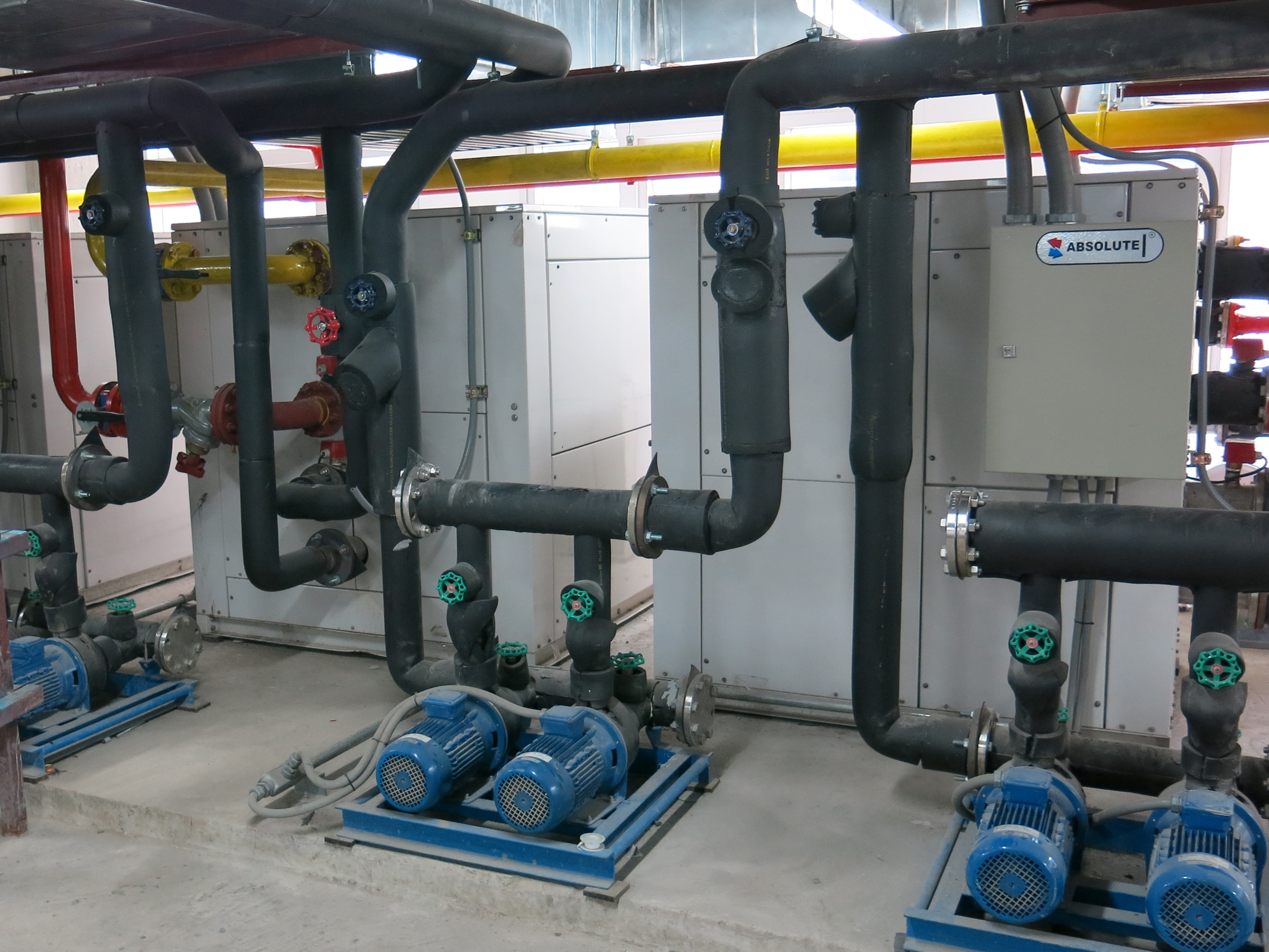 Water to Water Heat Pump-5