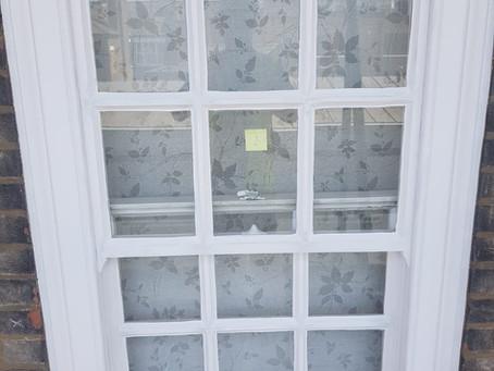 Restoring a Bay Window
