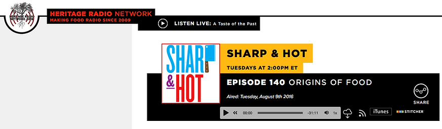 Sharp and Hot Podcast Episode 140