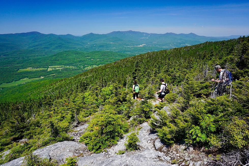 Hiking Putnam State Forest.jpg