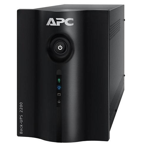 APC Nobreak Back-UPS 2200VA 1360W USB (Entrada Bivolt, Saida 115V), Expansivel