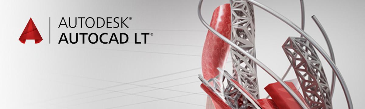 Licenca AutoDesk AutoCad LT 2017 2D