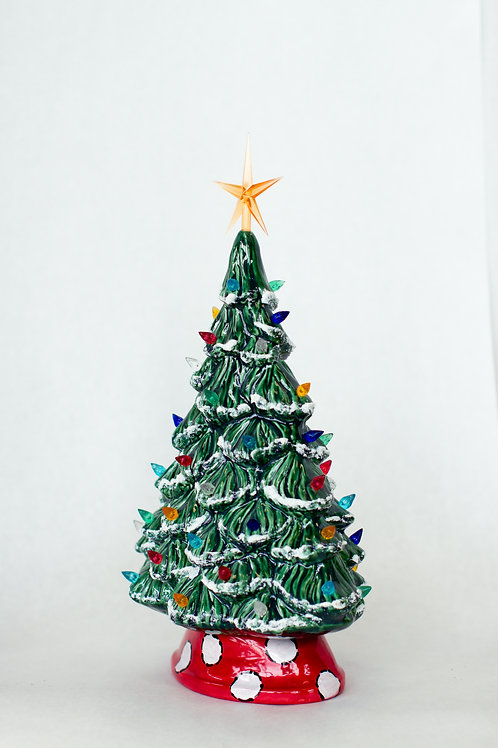 "11"" Shelf Christmas Tree (Pre-order)"