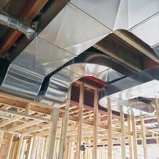 FULL INSULATION FOR DUCT WORK