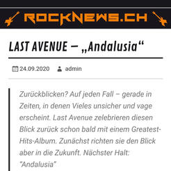 Rocknews.ch - Andalusia