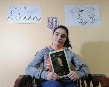 Estudiante Alejandra Baeza