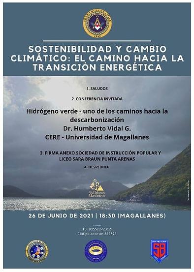 Sostenibilidad y Cambio Climático - Liceo Polivalente Sara Braun - SIP